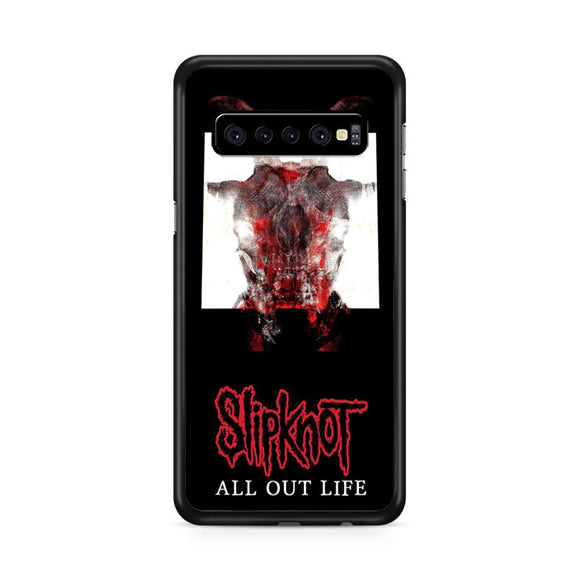 Slipknot All Out Life Samsung Galaxy S10 Plus Case