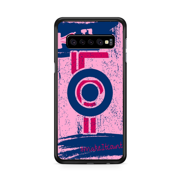 SportPesa Racing Point F1 Team Samsung Galaxy S10 Plus Case