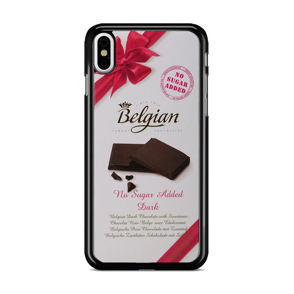 The Belgian Chocolate iPhone XS Case