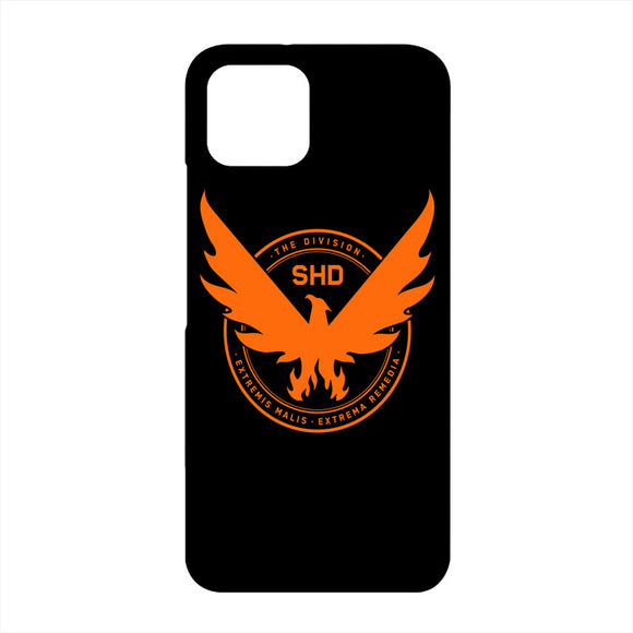 The Division 2 SHD Phoenix Logo Google Pixel 4 XL Case