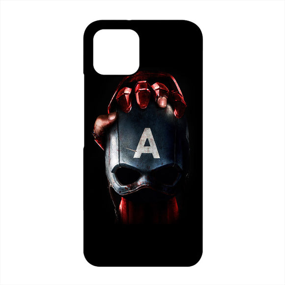 The End Of Captain America Google Pixel 4 XL Case