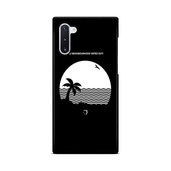 The Neighbourhood Wiped Out Beach Samsung Galaxy Note 10 Case