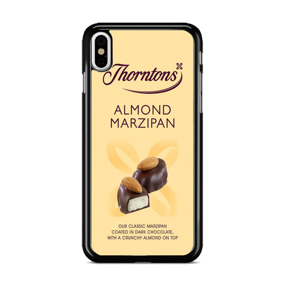 Thorntons Chocolate iPhone XS Case
