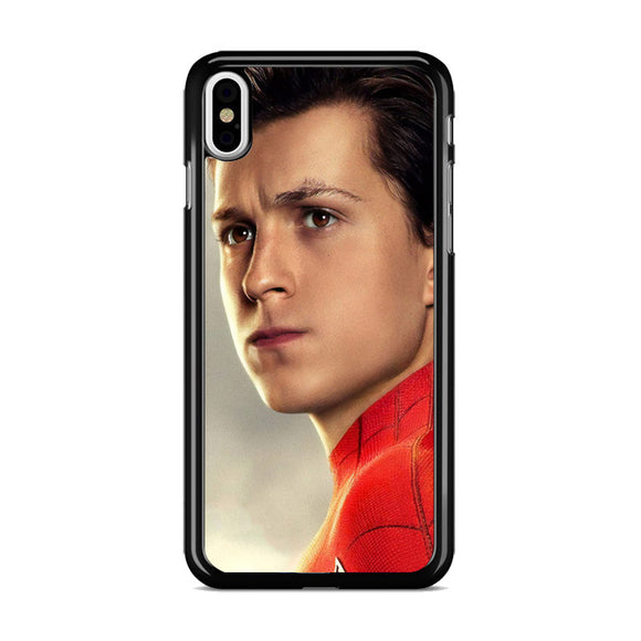Tom Holland As Peter Parker In Spider-Man Far From iPhone XS Case