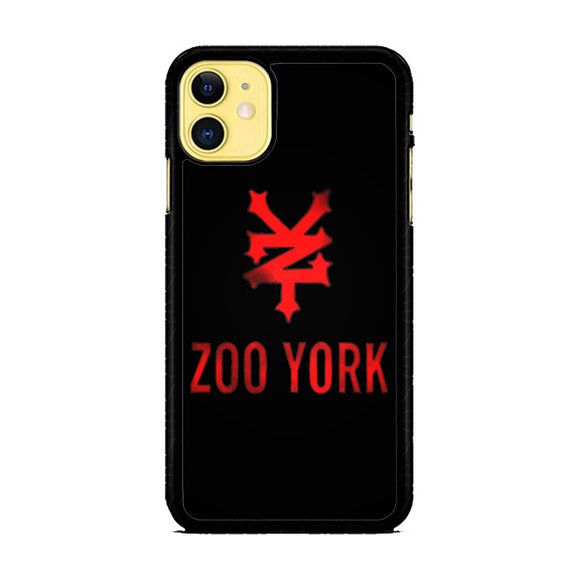 Zoo York Logo Red Edicion