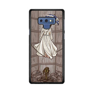 sports shoes cba8e 50ecd Star Wars Haunted Samsung Galaxy Note 9 | Republicase