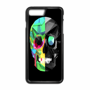 Abstrack Skull iPhone 8 Plus Case | Republicase