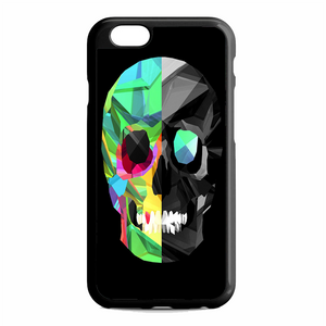 Abstrack Skull iPhone 6 / 6S Case | Republicase