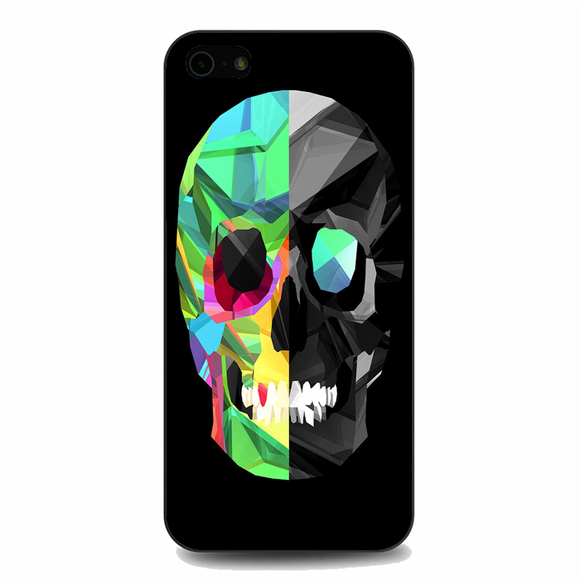Abstrack Skull iPhone 5 / 5S / 5E Case | Republicase