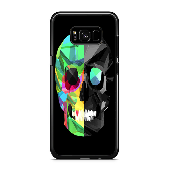Abstrack Skull Samsung Galaxy S8 Case | Republicase
