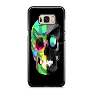 Abstrack Skull Samsung Galaxy S8 Plus Case | Republicase