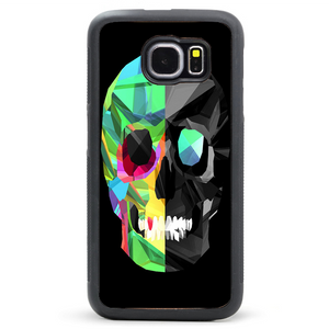 Abstrack Skull Samsung Galaxy S6 Case | Republicase