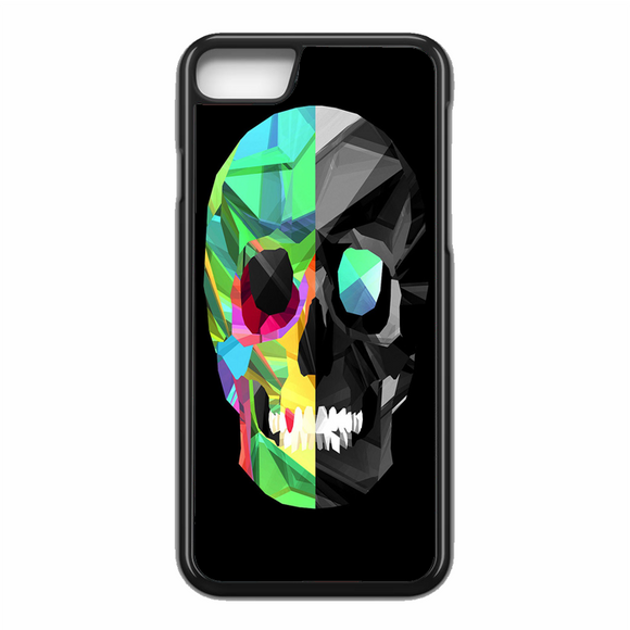 Abstrack Skull iPhone 7 Case | Republicase