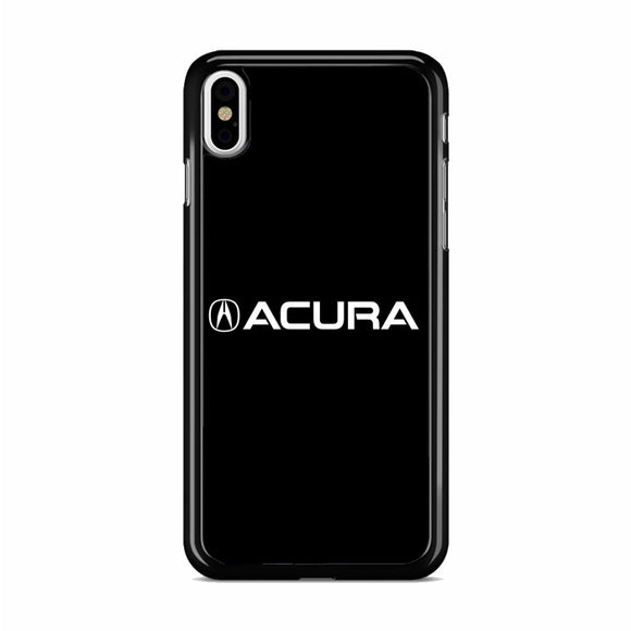 Acura Logo Cars IPhone X Case Republicase Republicase - Acura phone case