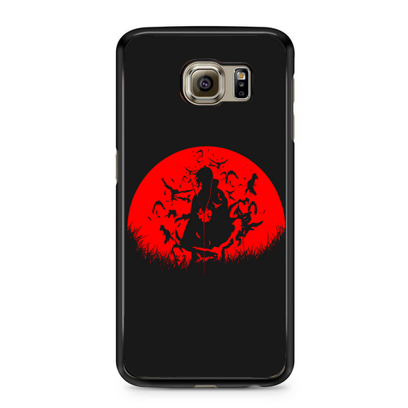 Akatsuki Uchiha Itachi Samsung Galaxy S6 Edge Plus Case | Republicase