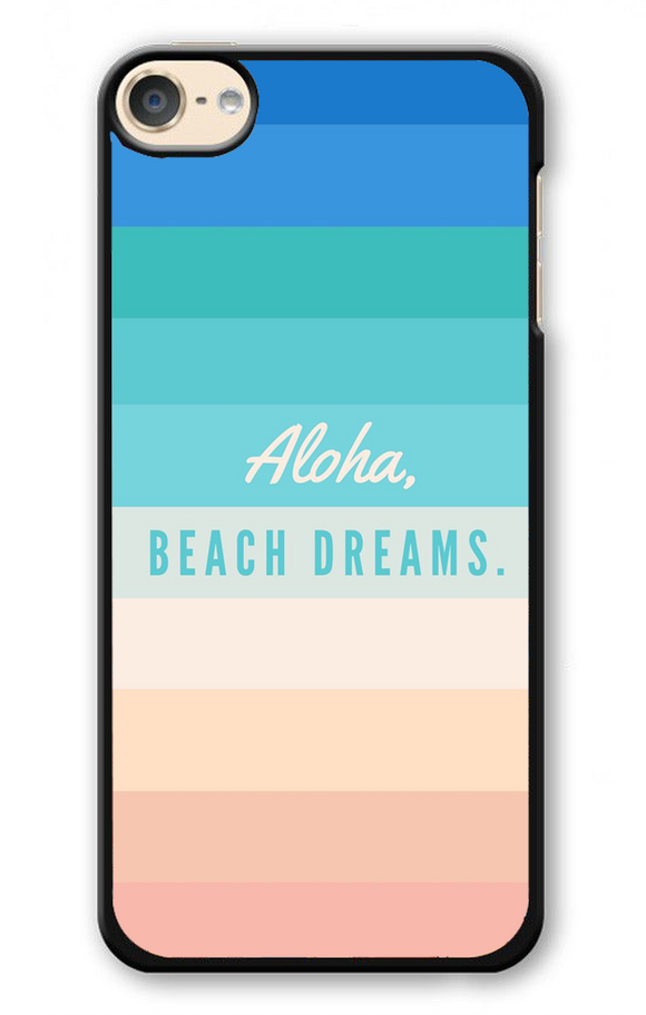 Aloha Beach Dreams iPod 6 | Republicase