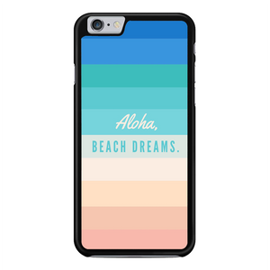 Aloha Beach Dreams iPhone 6 Plus / 6S Plus Case | Republicase