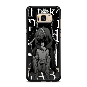 Anime Death Note Samsung Galaxy S8 Plus Case | Republicase