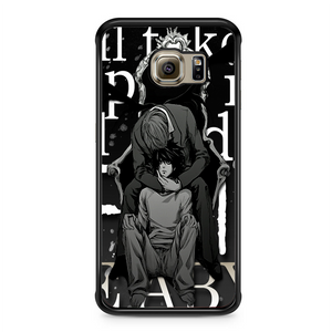 Anime Death Note Samsung Galaxy S6 Edge Case | Republicase