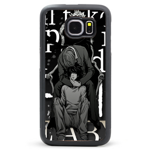 Anime Death Note Samsung Galaxy S6 Case | Republicase