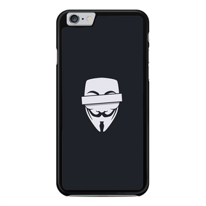Anonymous Cencored Eye Mask Ilyst Minimal iPhone 6 Plus / 6S Plus Case | Republicase