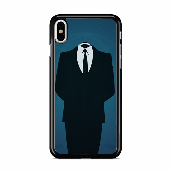Anonymous Wallpaper iPhone X Case | Republicase
