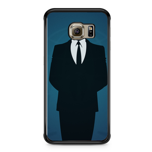 Anonymous Wallpaper Samsung Galaxy S6 Edge Case | Republicase