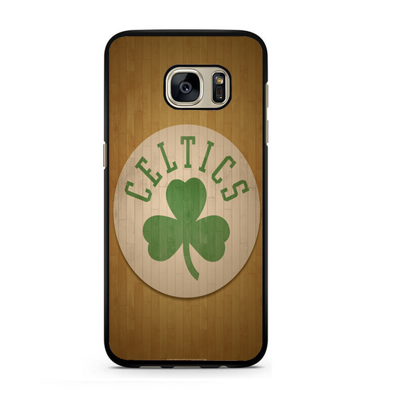 Boston Celtics Logo Hardwood