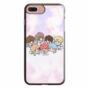 BTS Fanart iPhone 7 Plus Case | Republicase