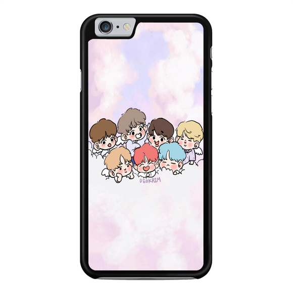 BTS Fanart iPhone 6 Plus / 6S Plus Case | Republicase