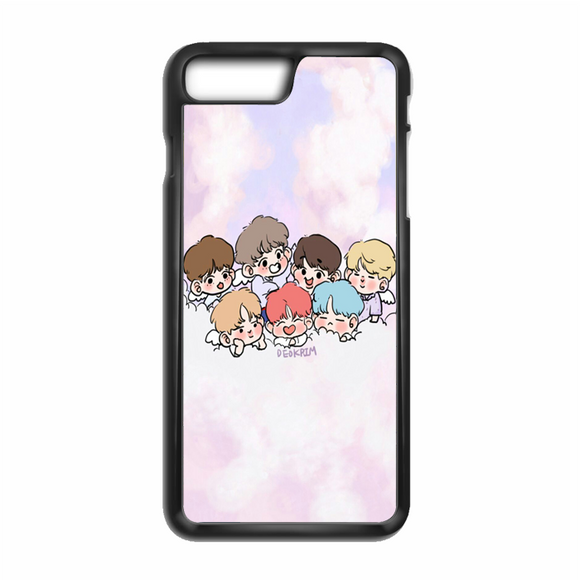 BTS Fanart iPhone 8 Case | Republicase