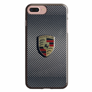 Carbon Porsche iPhone 7 Plus Case | Republicase