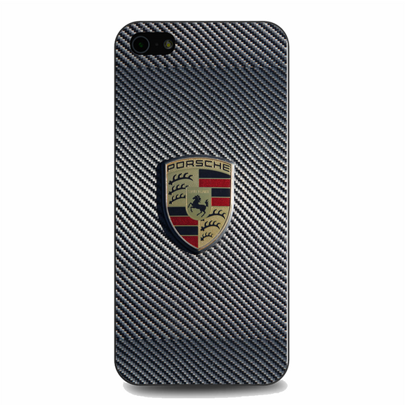 Carbon Porsche iPhone 5 / 5S / 5E Case | Republicase