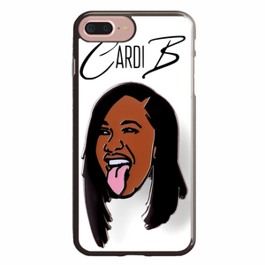 Cardi B Wallpaper Iphone 7 Plus Case Republicase Republicase
