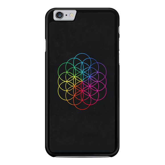 Coldplay Flower Of Life iPhone 6 Plus / 6S Plus Case | Republicase