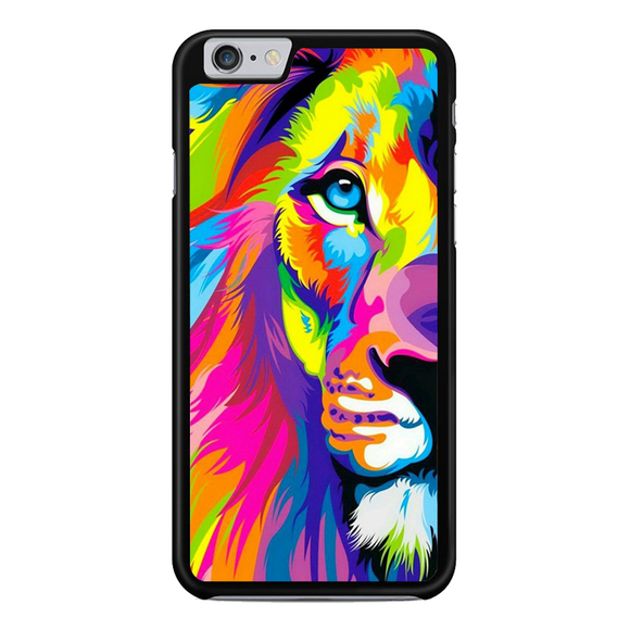 Colorful Lion iPhone 6 Plus / 6S Plus Case | Republicase