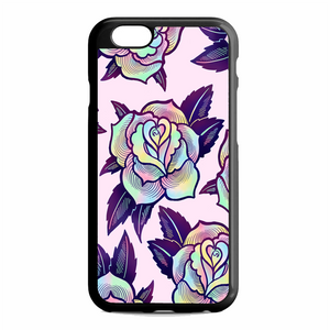 Colorful Psychedelic Rose iPhone 6 / 6S Case | Republicase