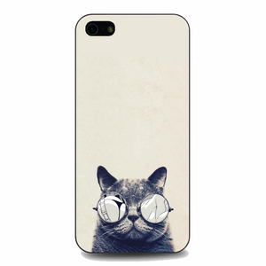 Cool Cat Glasses iPhone 5 / 5S / 5E Case | Republicase