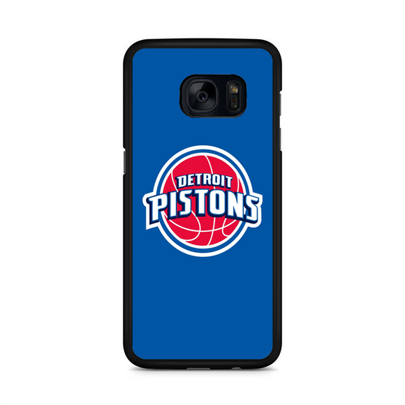 Detroit Pistons Samsung Galaxy S7 Edge Case | Republicase