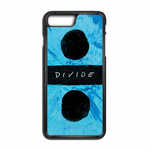 Ed Shreeran Divide iPhone 8 Case | Republicase