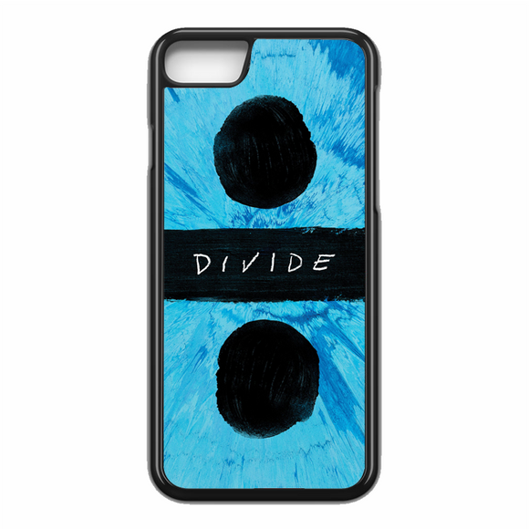 Ed Shreeran Divide iPhone 7 Case | Republicase