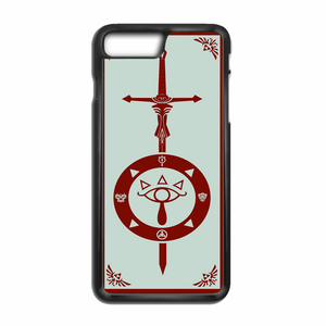 Flag of Sheikah iPhone 8 Case | Republicase