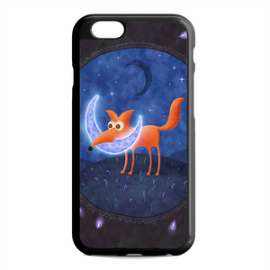 Foxes In The Moon iPhone 6 / 6S Case | Republicase