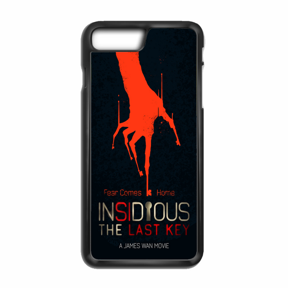 Insidious The Last Key Poster iPhone 8 Case | Republicase