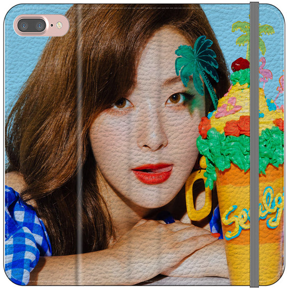 Seulgi Red Velvet Power Up Summer Magic