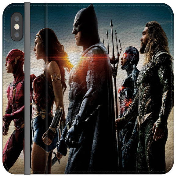 Justice League The Flash Wonder Woman Batman Aquaman Cyborg