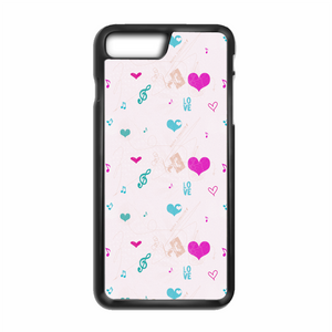Love Pattern iPhone 8 Plus Case | Republicase
