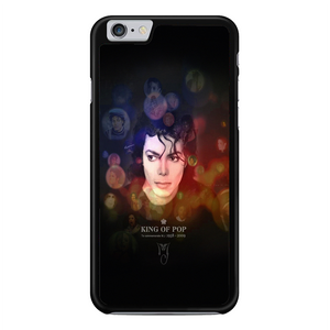 Michael Jackson King Of Pop Face iPhone 6 Plus / 6S Plus Case | Republicase
