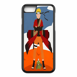 Naruto Arrives Minimalist iPhone 7 Case | Republicase