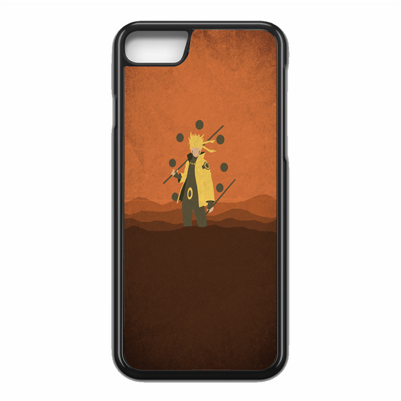 Naruto Shippuden Minumalist iPhone 7 Case | Republicase
